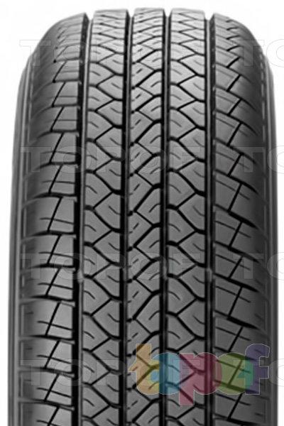 Шины Bridgestone Potenza RE92. Продольные канавки на протекторе