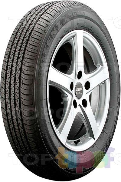 Шины Bridgestone Potenza RE92a