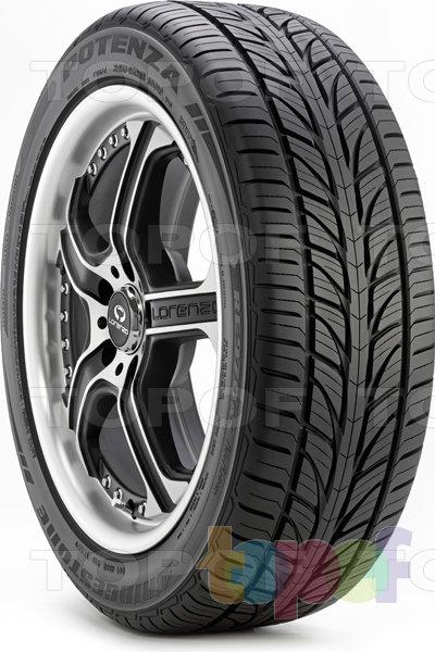 Шины Bridgestone Potenza RE970AS Pole Position. Дорожная шина для легкового автомобиля