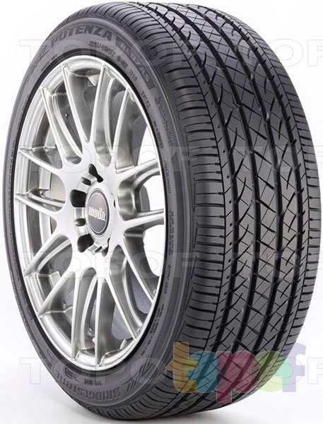 Шины Bridgestone Potenza RE97AS