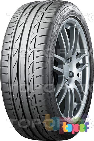 Шины Bridgestone Potenza S001. RFT (Run Flat) вариация