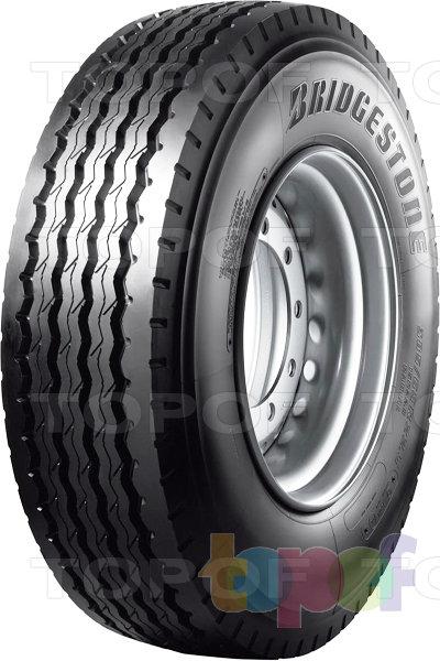 Шины Bridgestone R168. Шина для грузового автомобиля