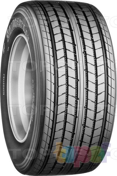 Шины Bridgestone R173. Дорожная грузовая шина для ведущей оси