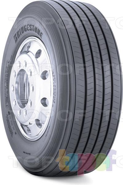 Шины Bridgestone R197. Дорожная шина для грузового автомобиля