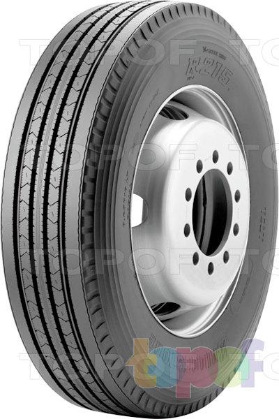 Шины Bridgestone R215. Дорожная шина для грузового автомобиля