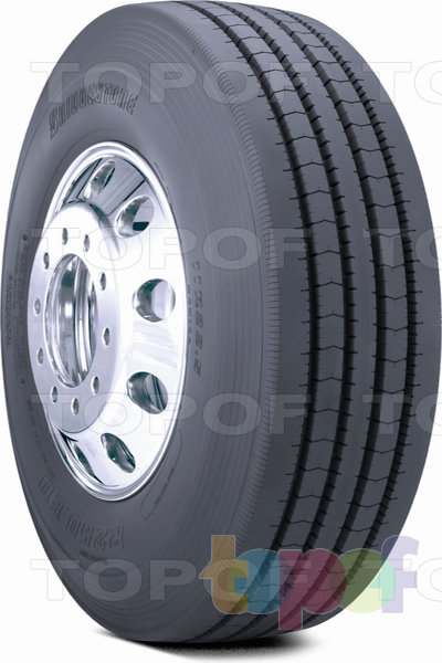 Шины Bridgestone R250F. Дорожная шина для грузового автомобиля