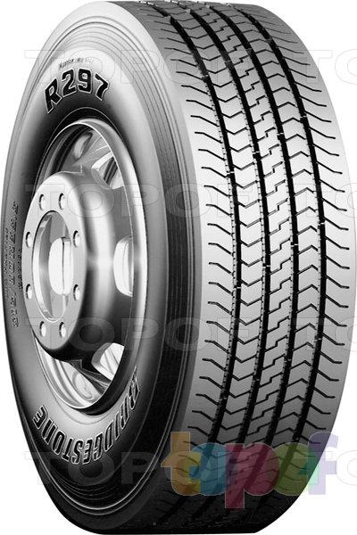 Шины Bridgestone R297. Изображение модели #2