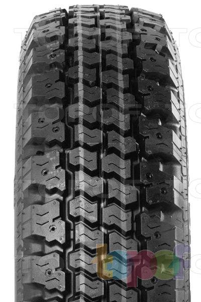 Шины Bridgestone RD-713 Winter. Продольные канавки на протекторе