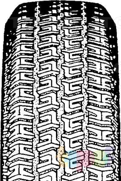 Шины Bridgestone S311. Изображение модели #1