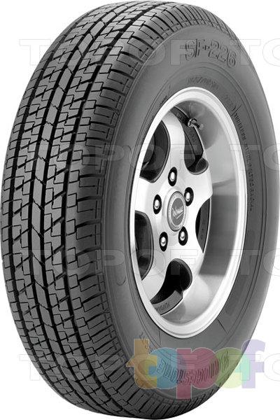 Шины Bridgestone SF226. Дорожная шина для легкового автомобиля