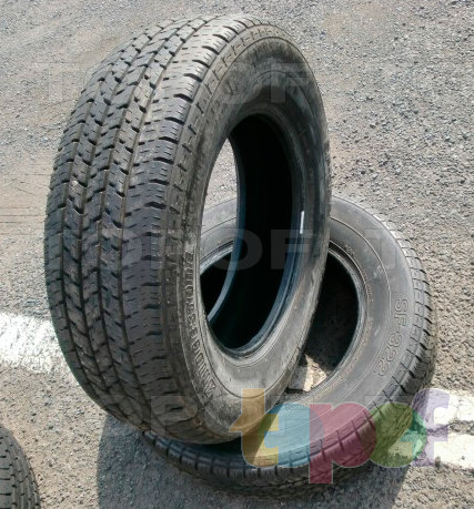 Шины Bridgestone SF322