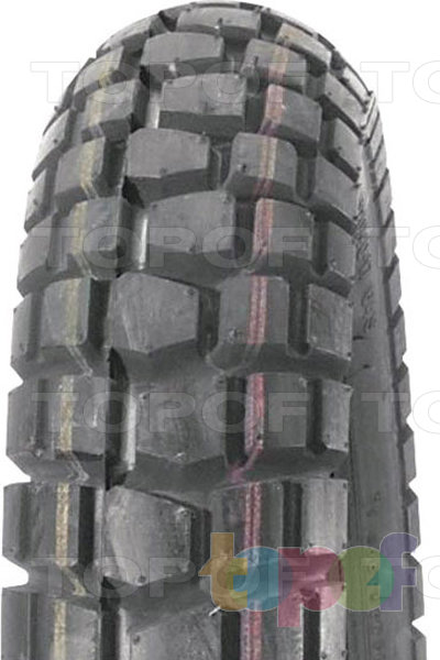 Шины Bridgestone Trail Wing 42. Изображение модели #1