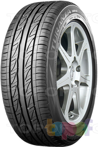 Шины Bridgestone Turanza AR10. Дорожная шина для легкового автомобиля