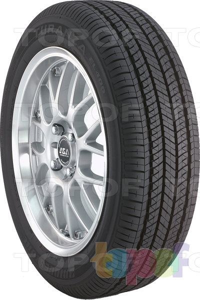 Шины Bridgestone Turanza EL400. Дорожная шина для легкового автомобиля