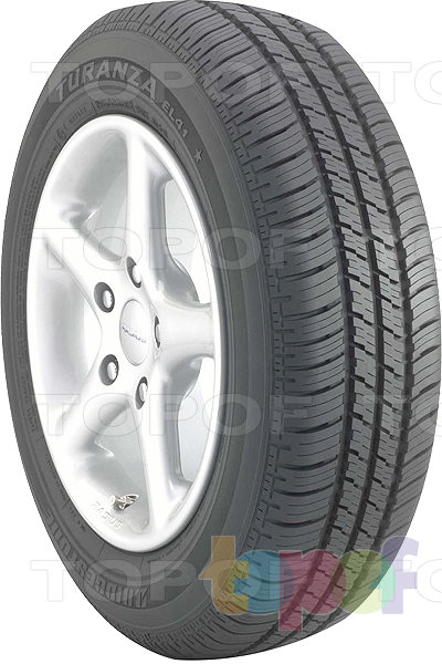 Шины Bridgestone Turanza EL41. Дорожная шина для легкового автомобиля