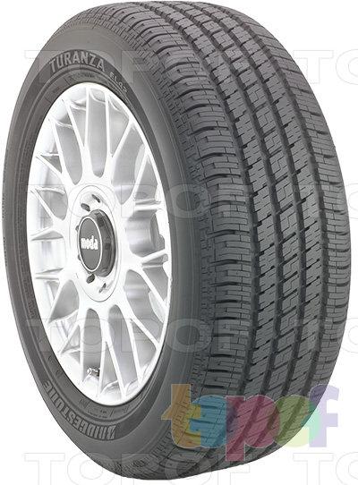 Шины Bridgestone Turanza EL42. Дорожная шина для легкового автомобиля