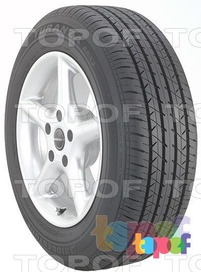 Шины Bridgestone Turanza ER-33. Дорожная шина для легкового автомобиля