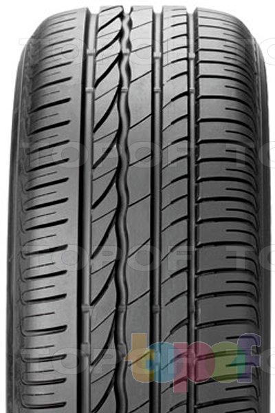 Шины Bridgestone Turanza ER300. Широкие продольные канавки