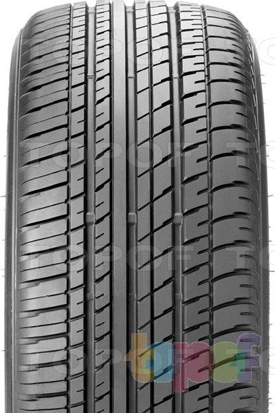 Шины Bridgestone Turanza ER370. Асимметричный рисунок протектора