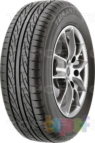 Шины Bridgestone Turanza ER592. Дорожная шина для легкового автомобиля