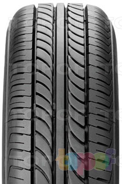 Шины Bridgestone Turanza ER60. Продольные канавки на протекторе
