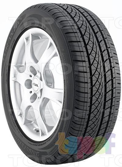 Шины Bridgestone Turanza Serenity. Дорожная шина для легкового автомобиля