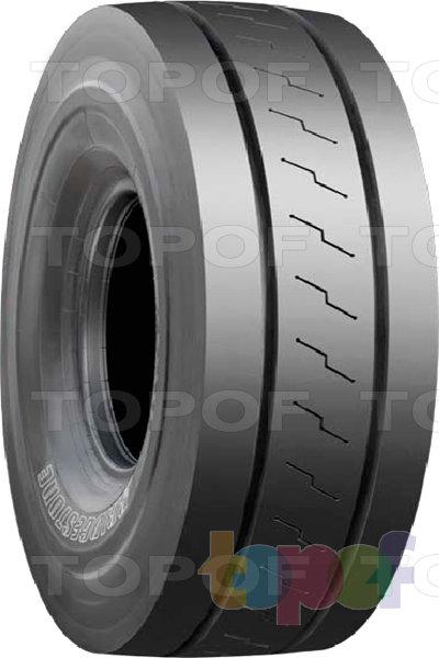 Шины Bridgestone VCHR. Промышленные шины для портальных лесовозов и укладчиков