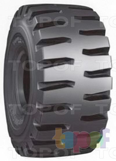 Шины Bridgestone VSDL. 15.5R25~55.5/80R57