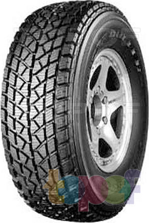 Шины Bridgestone Winter Dueler DM-01