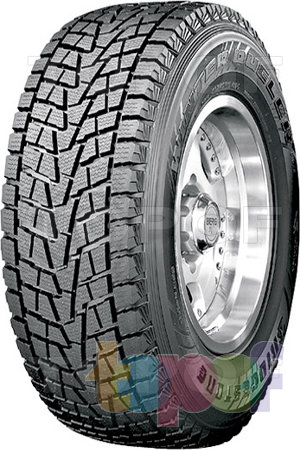 Шины Bridgestone Winter Dueler DM-Z2. Изображение модели #1