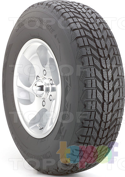 Шины Bridgestone Winterforce
