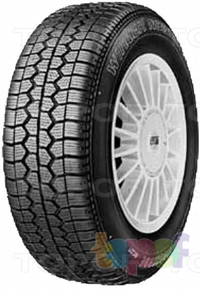 Шины Bridgestone WT-11. Нешипуемая шина для внедорожника