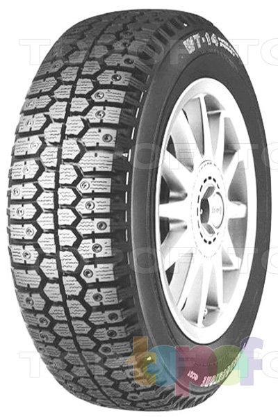 Шины Bridgestone WT-14. Нешипуемая шина для внедорожника