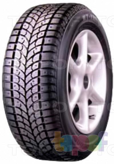 Шины Bridgestone WT-17. Зимняя шипованная шина для внедорожника