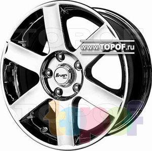Колесные диски BTS A150