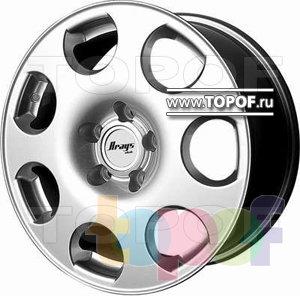 Колесные диски BTS A220