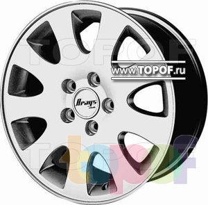 Колесные диски BTS A222