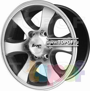 Колесные диски BTS A252