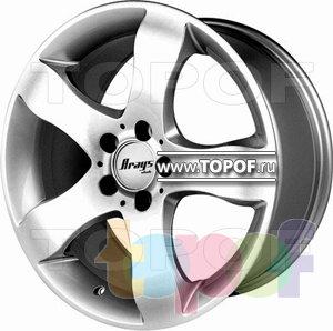 Колесные диски BTS A309. Изображение модели #1