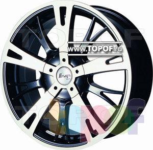Колесные диски BTS A356. Изображение модели #1