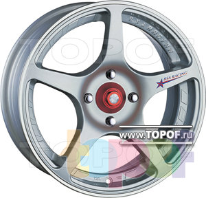 Колесные диски Cam 187. Изображение модели #1