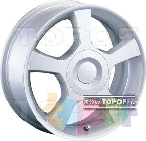 Колесные диски Cam 201. Изображение модели #1