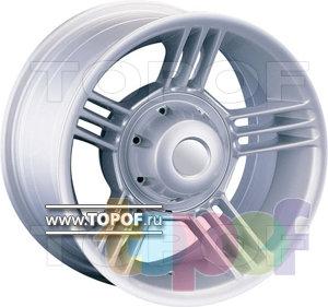 Колесные диски Cam 217. Изображение модели #1