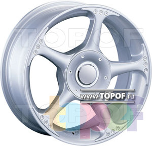 Колесные диски Cam 218. Изображение модели #1