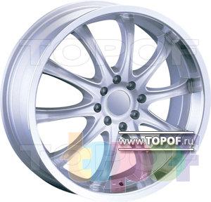 Колесные диски Cam 236. Изображение модели #1