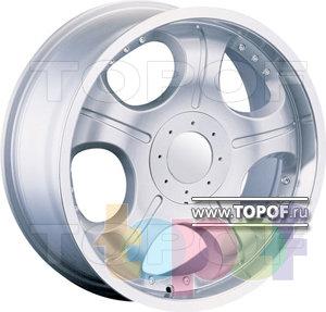 Колесные диски Cam 244. Изображение модели #1