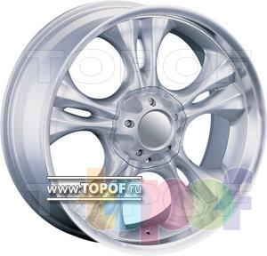 Колесные диски Cam 249. Изображение модели #1
