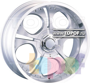 Колесные диски Cam 260. Изображение модели #1