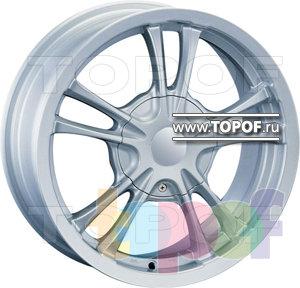 Колесные диски Cam 283. Изображение модели #1