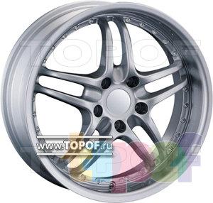 Колесные диски Cam 297. Изображение модели #1